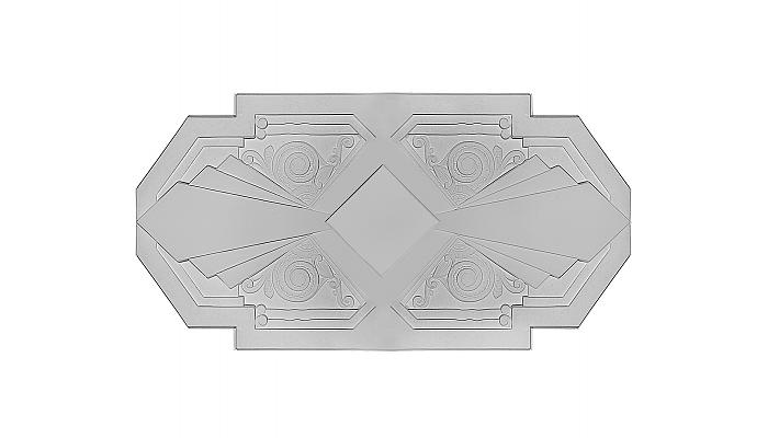 Art Deco - Medium