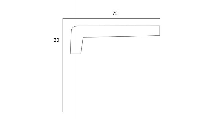 Right Angle Plain