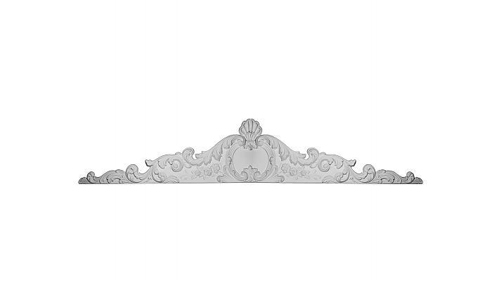 Overdoor Royal